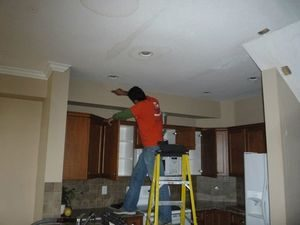 Fire Damage Restoration Technician
